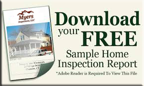 Samples of Home Inspection Reports!