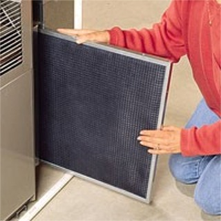 Central Air Conditioning System Inspection Myers